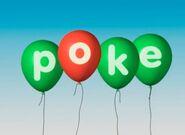Balloon Word Morph poke, pole, role, rope