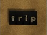 Rectangular Bug Word Morph trip, rip, ship