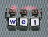 Robot Word Morph wet, pet, pen, hen