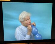 Fred Says Balloon 2