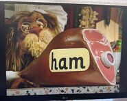 What's Cooking Slammed and Rammed Ham with No Yam or Clam 7
