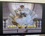 Barnaby B. Busterfield III cute little duck
