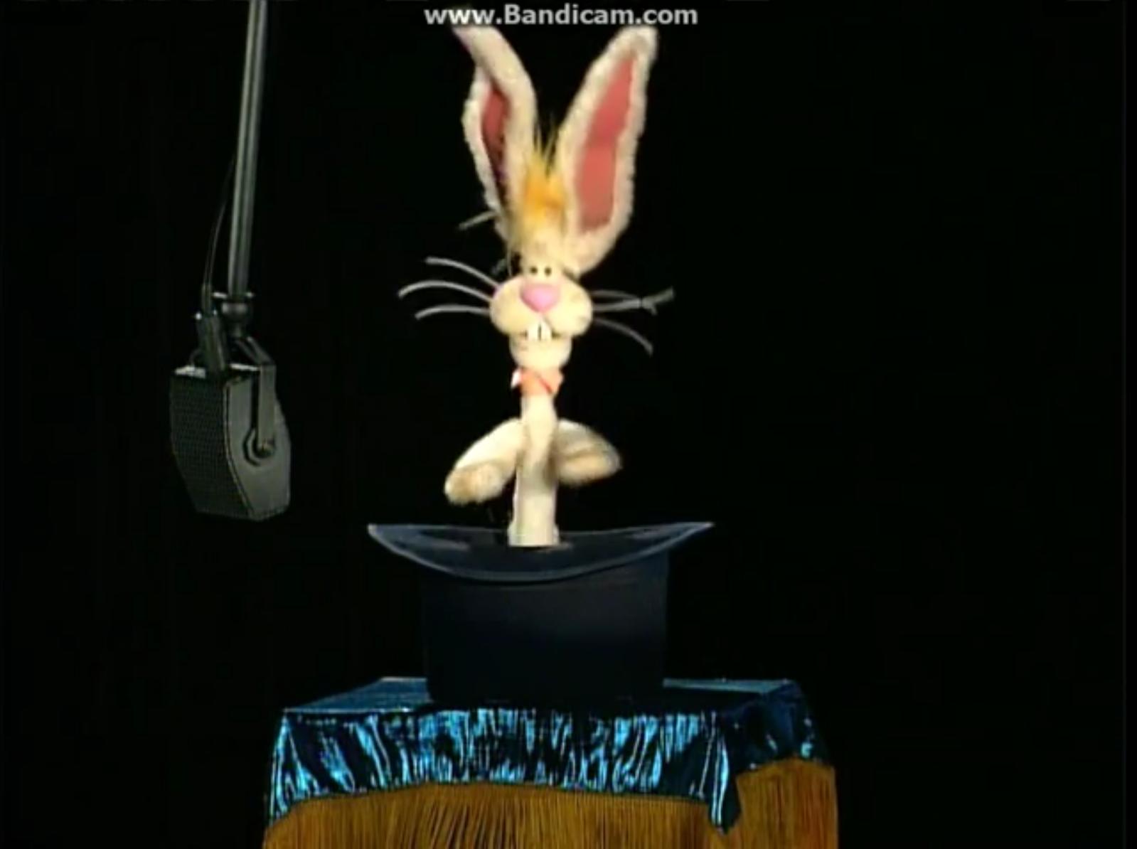 Announcer Bunny