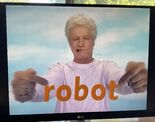 Fred Says Robot 3