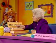 Dr. Ruth Wordheimer Impressive 2