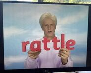 Fred Says Rattle
