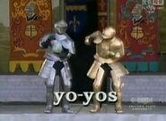 Gawain's Word Yo-Yos
