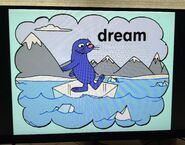 Replaced Letter Songs A Young Seal Had a Dream
