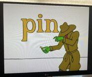 Silent E Pin