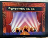 The Monkey Pop-Up Theater Irish Step Dance with the Short O