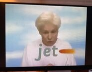 Fred Says Jet