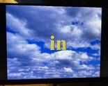 Sky Word Morph in, win, wish