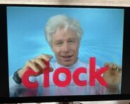 Fred Says Clock 4