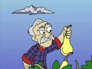 Cliff Hanger and the Grumpy Gourd Gatherers