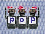 Robot Word Morph pop, hop, hot, tot