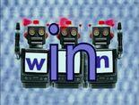 Robot Word Morph in, win, wig, jig