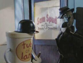 Sam spud and the tub of lard.jpg
