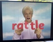 Fred Says Rattle 3