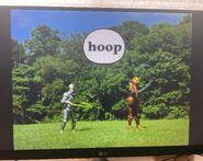 Gawain's Word Hoop
