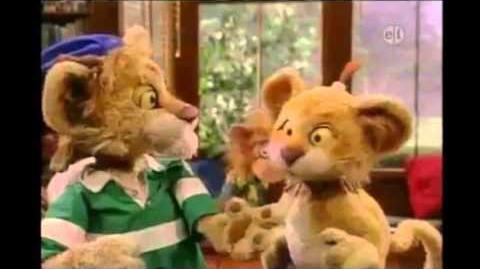 Between The Lions episode 29 Giants and Cubs
