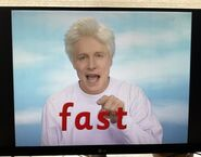 Fred Says Fast