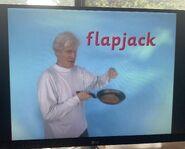 Fred Says Flapjack