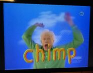 Fred Says Chimp