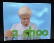 Fred Says Achoo
