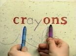 Missing Letter Crayons