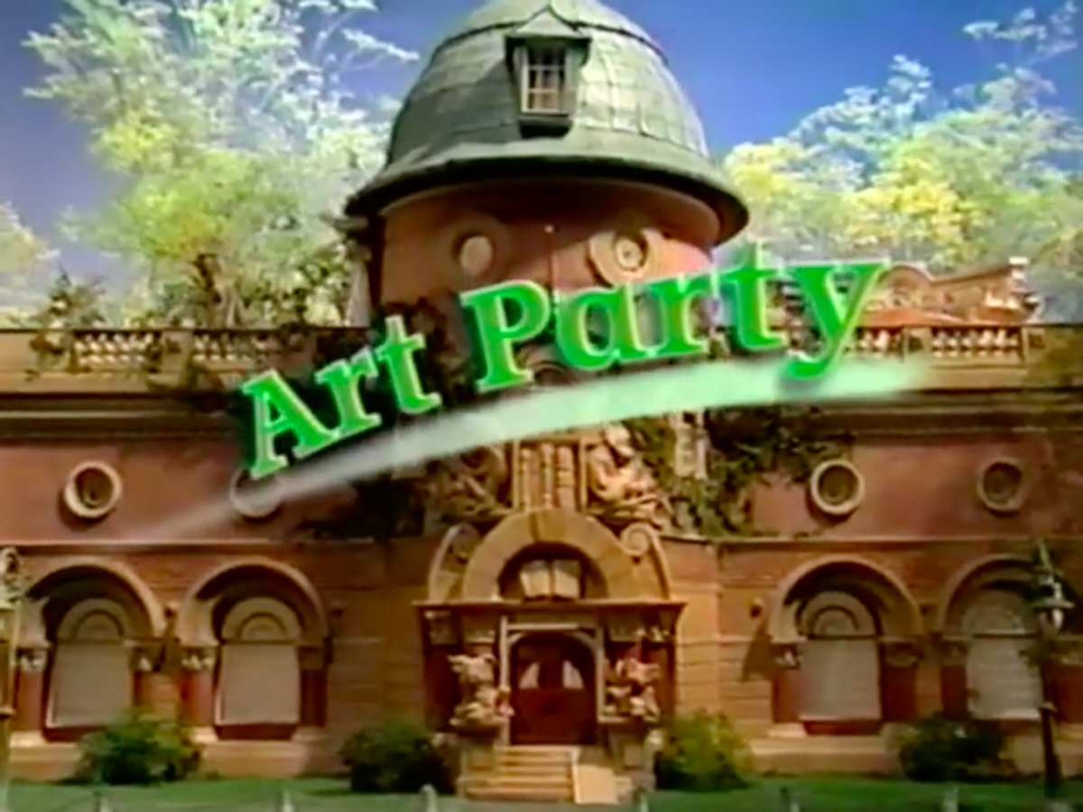 Episode 66: Art Party