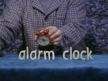 Missing Letter Alarm Clock