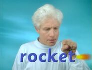 Fred Says Rocket