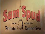 Sam spud logo