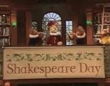 It's Shakespeare Day