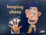 The Great Smartini Beeping Sheep