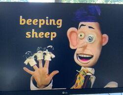The Great Smartini Beeping Sheep.jpg