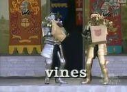 Gawain's Word Vines
