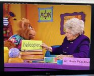 Dr. Ruth Wordheimer Helicopters