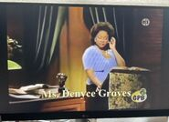 Ms. Denyce Graves 11