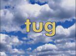 Sky Word Morph tug, bug, bus, bust