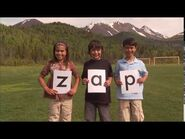 Between the Lions- Alaska Kids Word Morph (zap-zag-zip)
