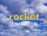 Sky Word Morph rocket, rock, sock, stock, stop