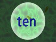 Microbe Word Morph ten, bent, bet, beg, egg