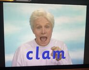 Fred Says Clam