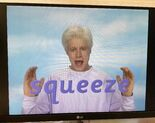 Fred Says Squeeze 2