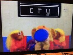 Monkey Cheerleaders Cry.jpg