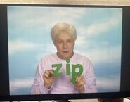 Fred Says Zip