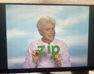 Fred Says Zip 2