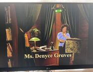 Ms. Denyce Graves