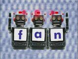 Robot Word Morph fan, ran, ram